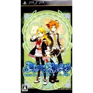 PSP BLUE ROSES〜妖精と青い瞳の戦士たち〜【中古...