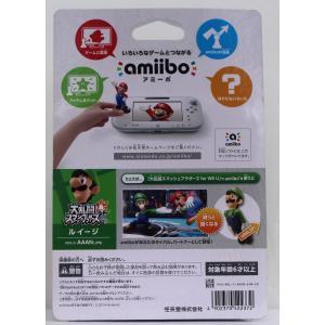 amibo ルイージ(大乱闘スマッシュブラザー...の詳細画像1