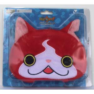 3DS Newニンテンドー3DS & 3DSLL用 妖怪ウオッチ ジバニャンポーチ 【新品】