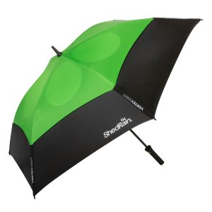 シェッドレイン ボルテックス ワンプッシュゴルフ傘 x 3 セット