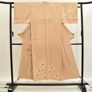 リサイクル着物 訪問着 中古 リサイクル 正絹 仕立て上がり hh2659|hitotoki