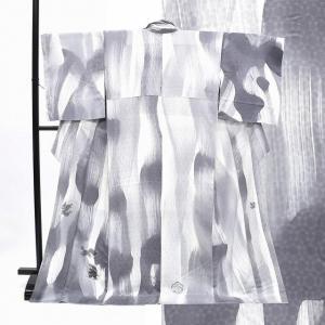 リサイクル着物 訪問着 中古 リサイクル 正絹 仕立て上がり ii2213a450|hitotoki