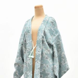 羽織 着物 中古 リサイクル着物 正絹 ii2291c