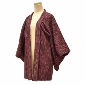 羽織 着物 中古 リサイクル 正絹 裄61cm はおり|hitotoki