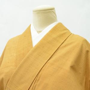 リサイクル着物 真綿紬 中古 正絹 ii3429a15|hitotoki