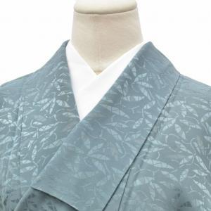 リサイクル着物 色無地 中古 仕立て上がり 正絹 ii3669c