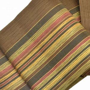 袋帯 リサイクル 帯 中古 リサイクル帯 正絹 仕立て上がり ll3373b|hitotoki