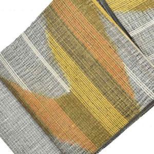 袋帯 リサイクル 帯 中古 リサイクル帯 正絹 仕立て上がり ll3375b|hitotoki