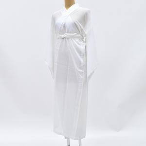 夏 長襦袢 中古 リサイクル 化繊 夏用 女性 mm0016b|hitotoki