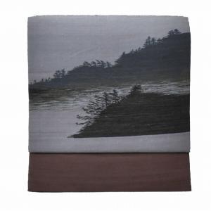 袋帯 リサイクル 帯 中古 リサイクル帯 正絹 仕立て上がり mm0653b|hitotoki