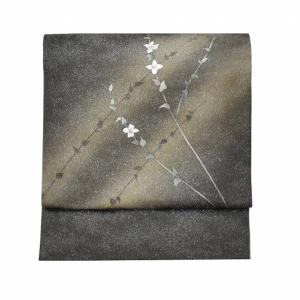 袋帯 リサイクル 帯 中古 リサイクル帯 正絹 仕立て上がり mm0656b|hitotoki