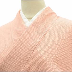 リサイクル 江戸小紋 着物 中古 リサイクル着物 正絹 仕立て上がり mm0879b|hitotoki