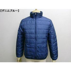大きいサイズ ダウンジャケット メンズ アメカジ ベーシック BIG アウター 防寒 あったか ライトダウン 軽量 スタンドカラー フルジップ 迷彩 カモフラ 無地 冬|hitstyle