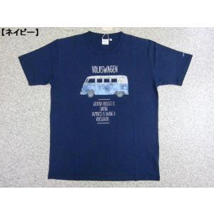 大きいサイズ Tシャツ メンズ 半袖Tシャツ BIG VOLKSWAGEN フォルクスワーゲン レトロ ロゴT 綿100 車 バス 大人 ビンテージ キングサイズ 夏|hitstyle