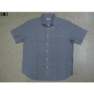 大きいサイズ チェックシャツ メンズ ギンガムチェック 半袖シャツ アメカジ ベーシック シャツ BIG カジュアル クールビズ キングサイズ 夏|hitstyle