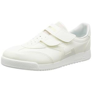 [ジャガー] スニーカー ジャガー JG Σ 03 ホワイト/ホワイト ホワイト/ホワイト 26 2E