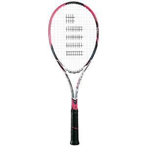ゴーセン(GOSEN) ソフトテニス ラケット カスタムエッジ タイプV (フレームのみ) ショッキングピンク グリップサイズXSL1 SRCETV|hitte