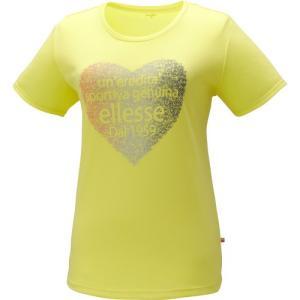 (エレッセ)ellesse Tシャツ EA14104 LL ライムライト L|hitte