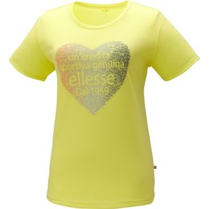 (エレッセ)ellesse Tシャツ EA14104 LL ライムライト M|hitte