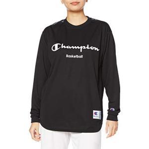 [チャンピオン] DRYSAVER ロングTシャツ バスケットボール CW-SB455 レディース ブラック 日本 L (日本サイズL相当)|hitte