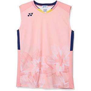 [ヨネックス] ノースリーブシャツ ゲームシャツ メンズ チェリーピンク (214) 日本 S (日...