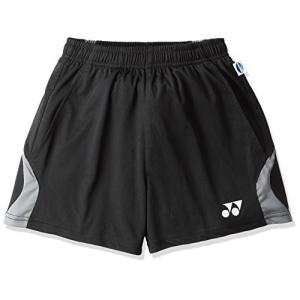 [ヨネックス] テニス パンツ 15043 ブラック 日本 SS-(日本サイズXS相当)|hitte
