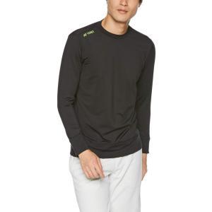 [ヨネックス] ソフトテニスウェア スウェットシャツ [ユニセックス] 30046 ブラック/ブラック (243) 日本 L (日本サイズL相当)|hitte