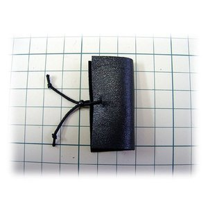 ニードルパンチ針用かんたん指サック(本皮製・手作り)Mサイズ|hituji2gou