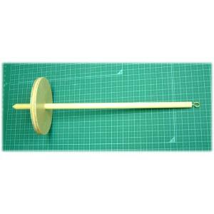 ◎ひつじクラブの糸紡ぎ用標準スピンドル|hitujiys