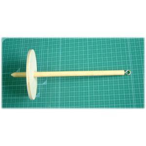 ◎ひつじクラブの小型スピンドル(糸紡ぎ用)|hitujiys