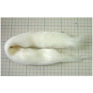 ◎フェルト羊毛(コリデール)生成り:1kg単位の量り売り。|hitujiys