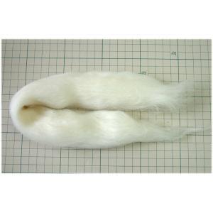 ◎フェルト羊毛(コリデール)生成り:200g単位の量り売り。|hitujiys