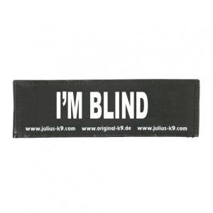 Julius K9ラベル (I'M BLIND) L サイズ|hivikigallery