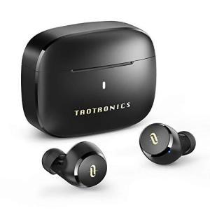 海外限定 Wireless Earbuds, TaoTronics Bluetooth 5.0 Headphones Soundliberty 97 True Wireless Earphones in-Ear with mic CVC 8.0 Noise Can