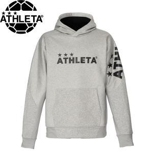 ATHLETA アスレタ 防風スウェットパーカー 03344-GRY サッカー フットサル hiyamasp