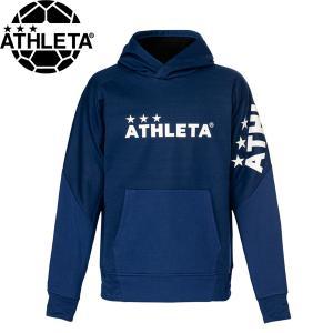 ATHLETA アスレタ 防風スウェットパーカー 03344-NVY サッカー フットサル hiyamasp