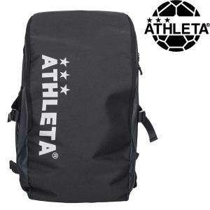 ATHLETA アスレタ バックパック 05254-BLK サッカー フットサル|hiyamasp