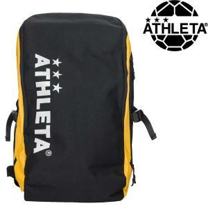 ATHLETA アスレタ バックパック 05254-YEL サッカー フットサル|hiyamasp