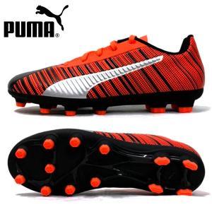 PUMA プーマ ジュニア サッカー スパイク プーマ ワン 5.4 HG JR 105661|hiyamasp