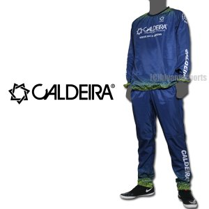 CALDEIRA キャルデラ トレーニングピステセット MELTDOWN ピステ上下 10CR032-NVY フットサル サッカー hiyamasp