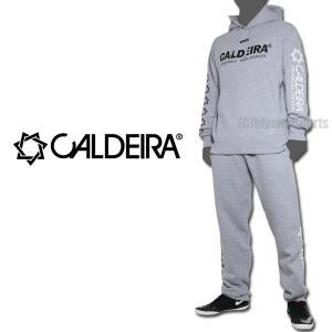 CALDEIRA キャルデラ スウェットセットアップ RAD スウェット上下 10CR035-GRY フットサル サッカー hiyamasp