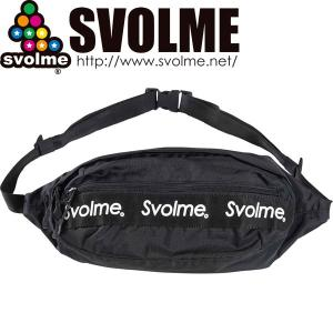 SVOLME スボルメ ボディバッグ 1201-54320-BLK サッカー フットサル|hiyamasp
