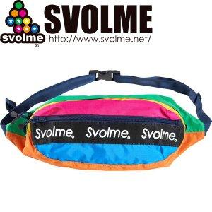 SVOLME スボルメ ボディバッグ 1201-54320-MIX サッカー フットサル|hiyamasp