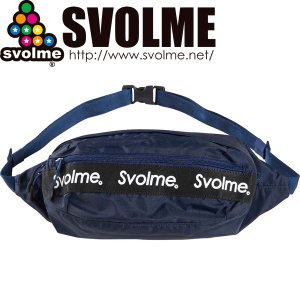 SVOLME スボルメ ボディバッグ 1201-54320-NVY サッカー フットサル|hiyamasp