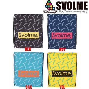 SVOLME スボルメ ジムサック ランドリーバッグ ナップサック 1201-57729 サッカー フットサル hiyamasp