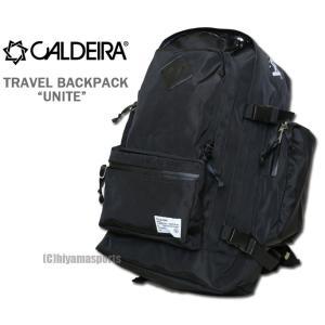 CALDEIRA【キャルデラ】 フットサル TRAVEL BACKPACK