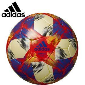 adidas アディダス サッカーボール4号球 コネクト19グライダー 小学生用 検定球 AF404WR|hiyamasp