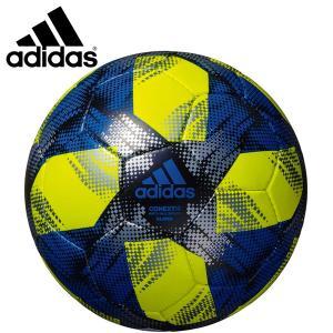adidas アディダス サッカーボール4号球 コネクト19グライダー 小学生用 検定球 AF404YSL|hiyamasp