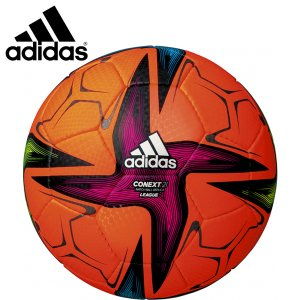 adidas アディダス サッカーボール4号球 コネクト21リーグ キッズ 小学生用 検定球 2021年FIFA主要大会 公式試合球レプリカ AF434OR hiyamasp