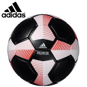 adidas アディダス サッカーボール4号球 プレデターグライダー 小学生用 検定球 AF4650BKR|hiyamasp